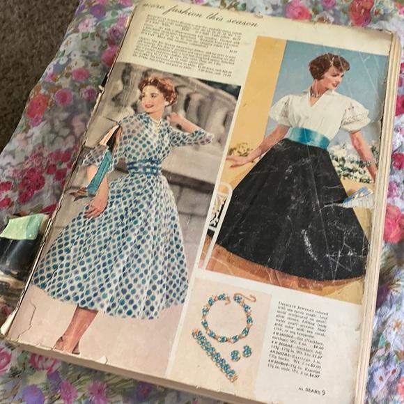 Vintage 1958 Spring & Summer Sears & Roebuck